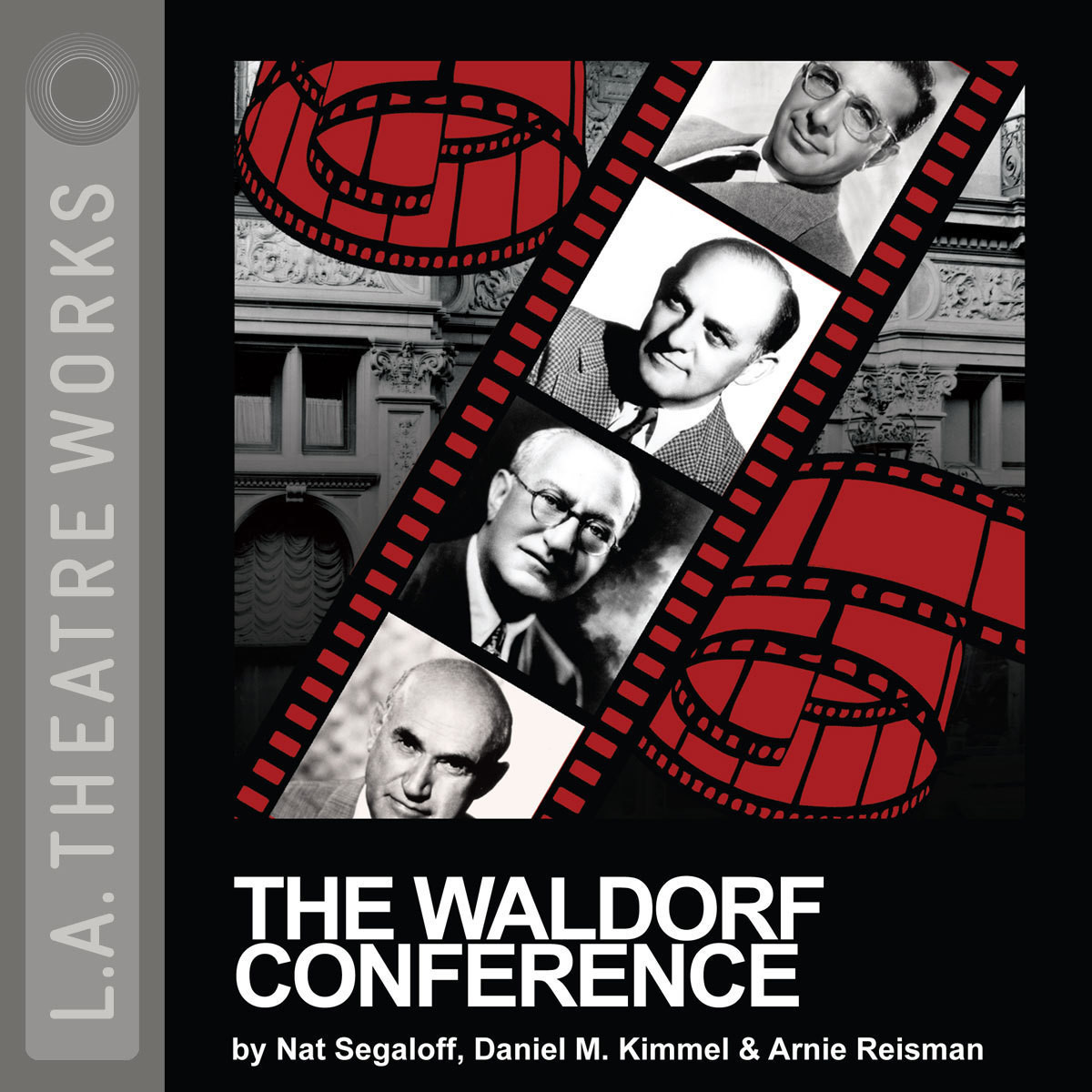Printable The Waldorf Conference Audiobook Cover Art