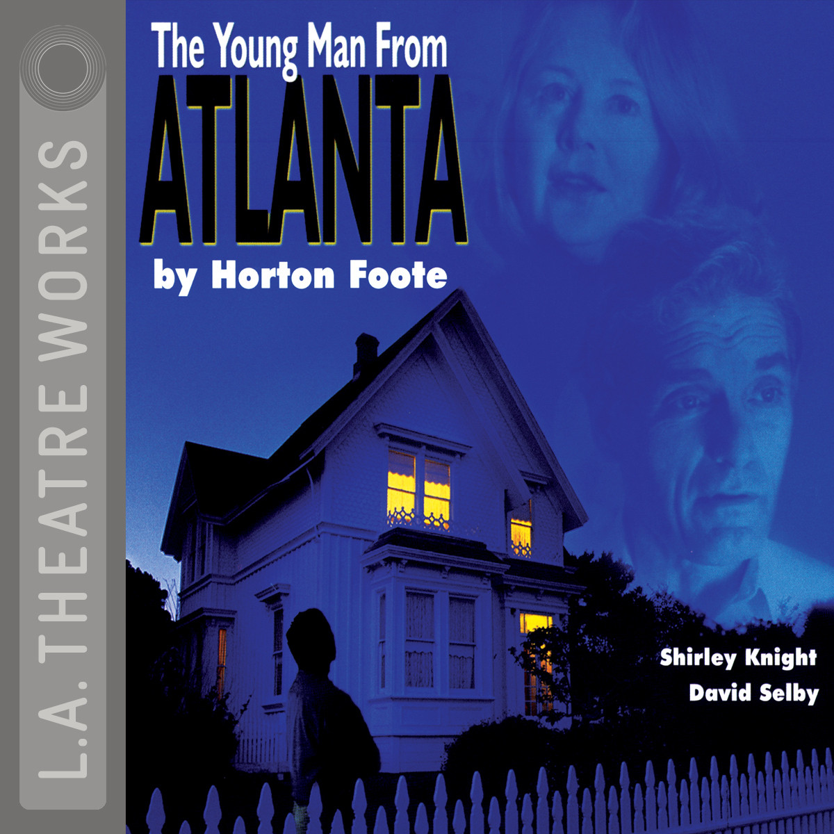 Printable The Young Man from Atlanta Audiobook Cover Art
