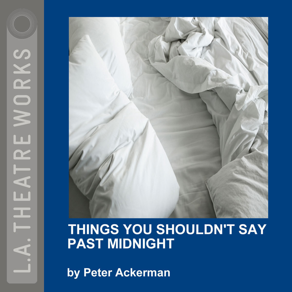 Printable Things You Shouldn't Say Past Midnight Audiobook Cover Art