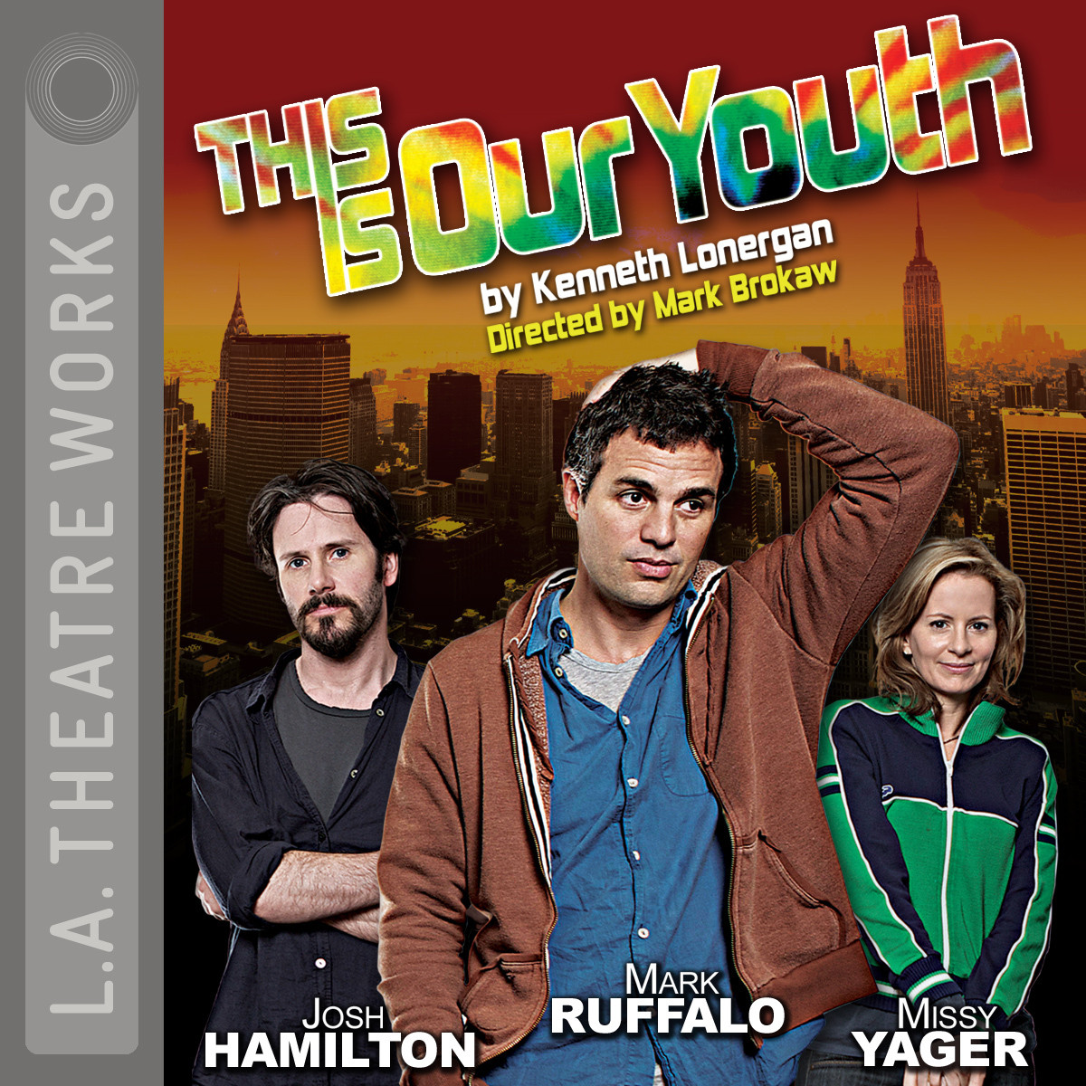 Printable This Is Our Youth Audiobook Cover Art