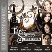 Three Sisters Audiobook, by Anton Chekhov