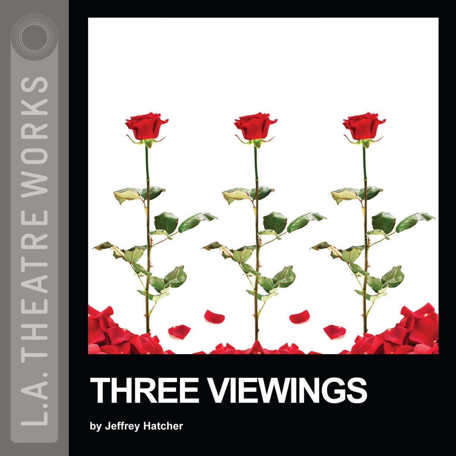 Printable Three Viewings Audiobook Cover Art