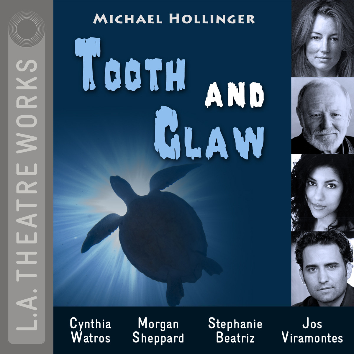 Printable Tooth and Claw Audiobook Cover Art