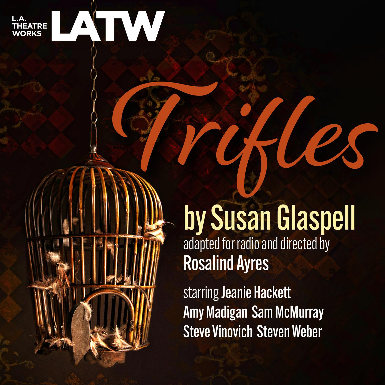 Printable Trifles Audiobook Cover Art
