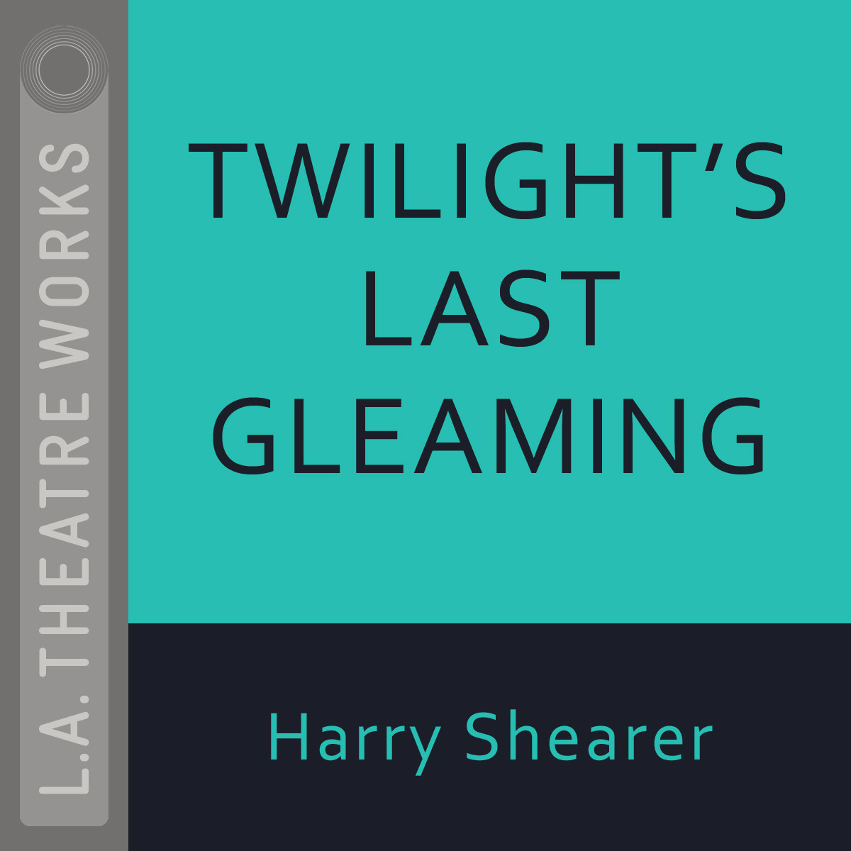 Printable Twilight's Last Gleaming Audiobook Cover Art