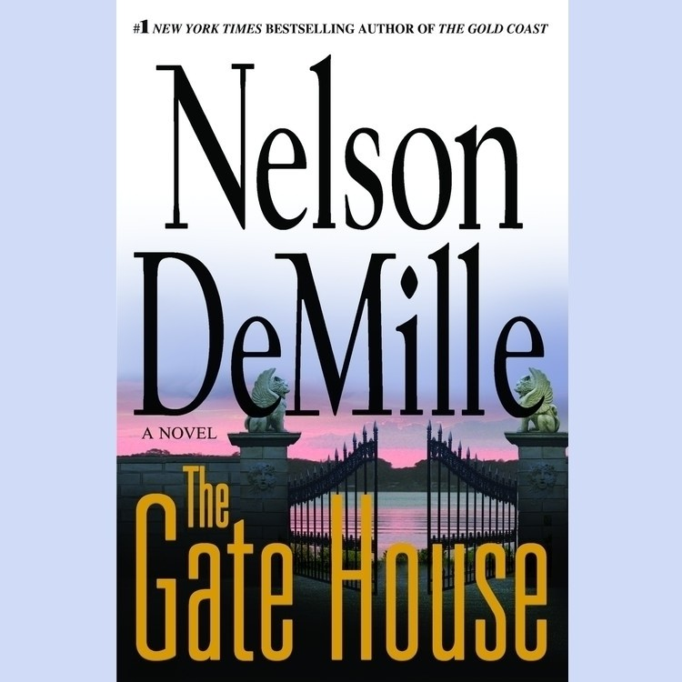 Printable The Gate House Audiobook Cover Art