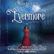 Evermore Audiobook, by C. J. Archer