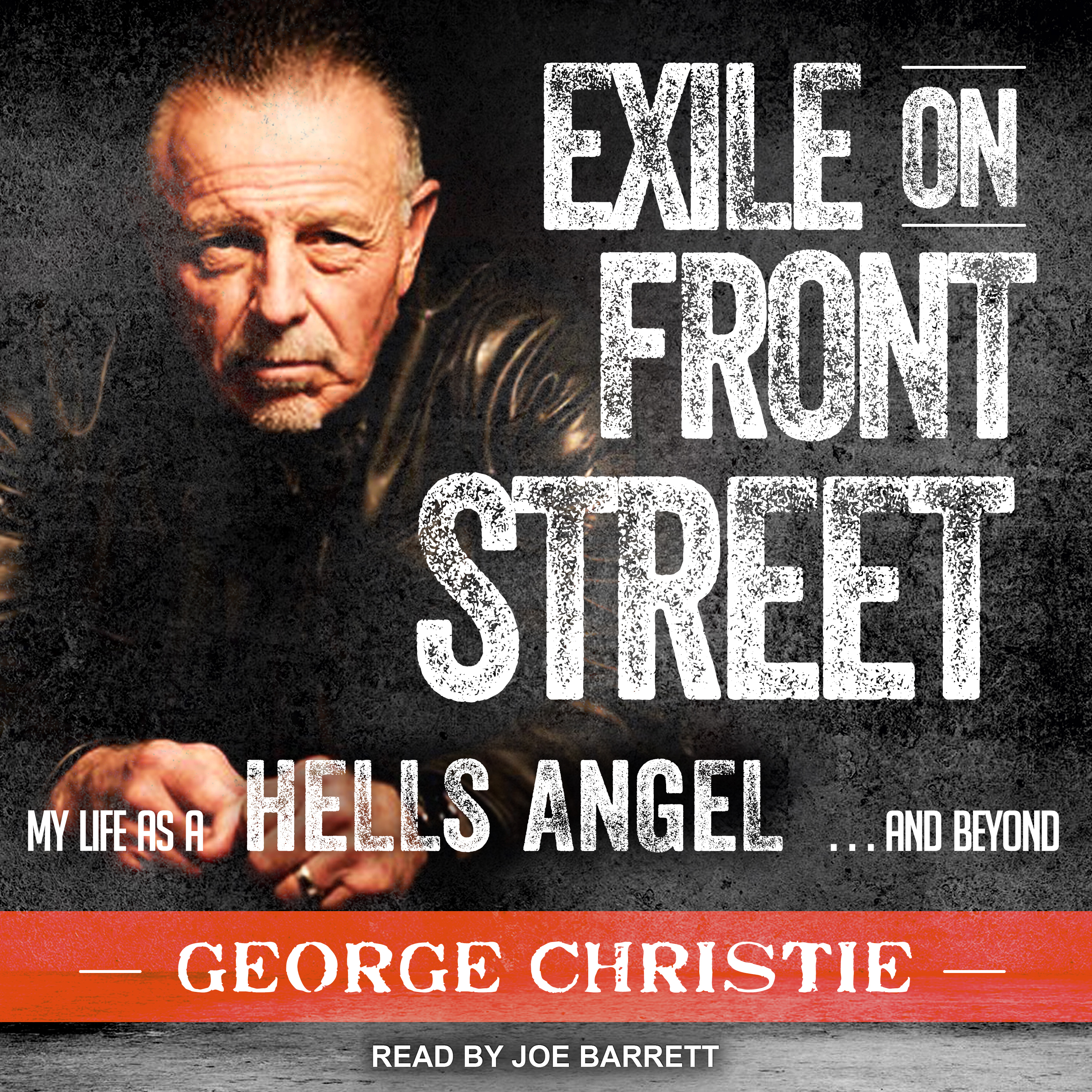 Printable Exile on Front Street: My Life as a Hells Angel . . . and Beyond Audiobook Cover Art