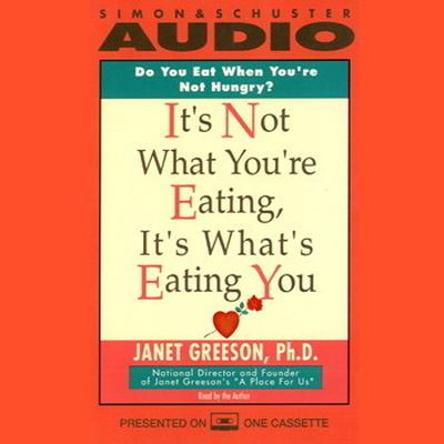 Printable It's Not What You're Eating, It's What's Eating You Audiobook Cover Art
