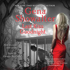 Last Kiss Goodnight: An Otherworld Assassin Novel Audiobook, by Gena Showalter