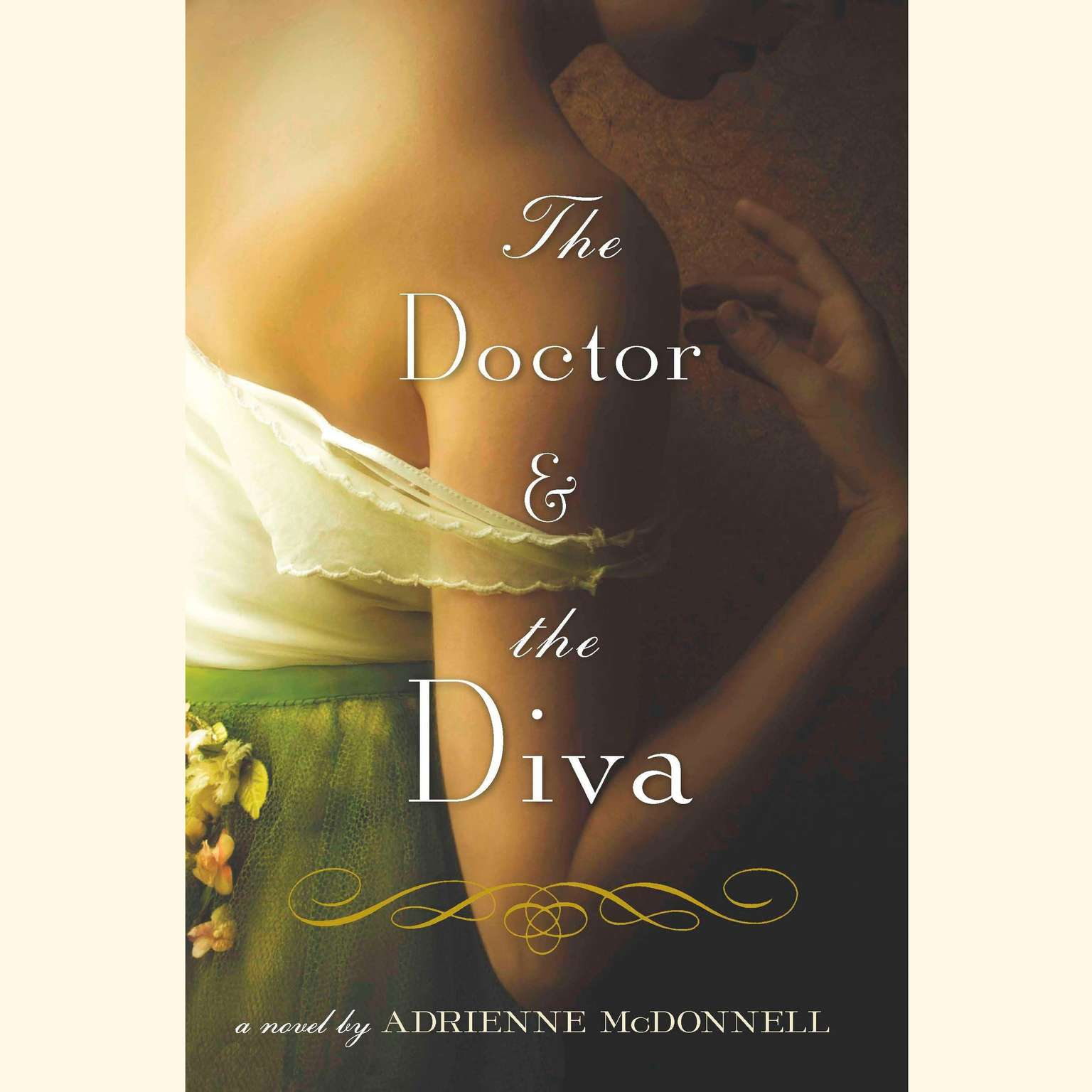 Printable The Doctor and the Diva: A Novel Audiobook Cover Art