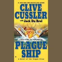 Plague Ship Audiobook, by Clive Cussler