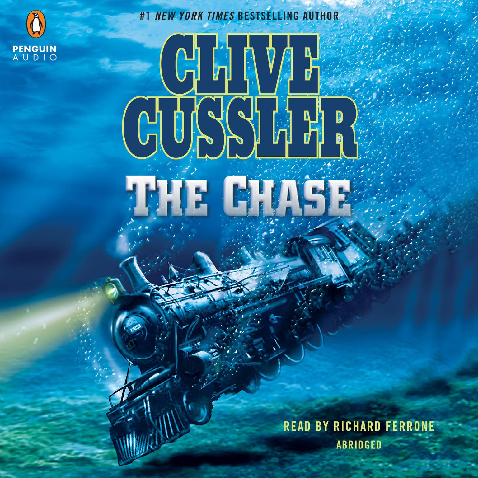 Printable The Chase Audiobook Cover Art