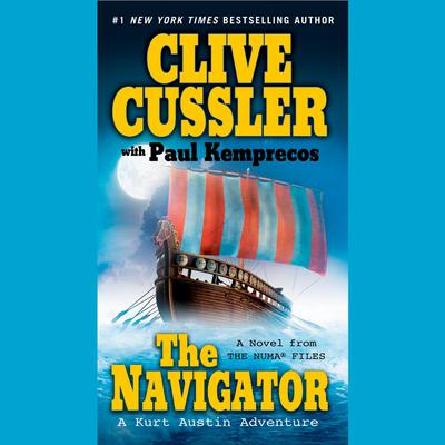 The Navigator Audiobook, by Clive Cussler