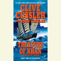 Treasure of Khan Audiobook, by Clive Cussler, Dirk Cussler