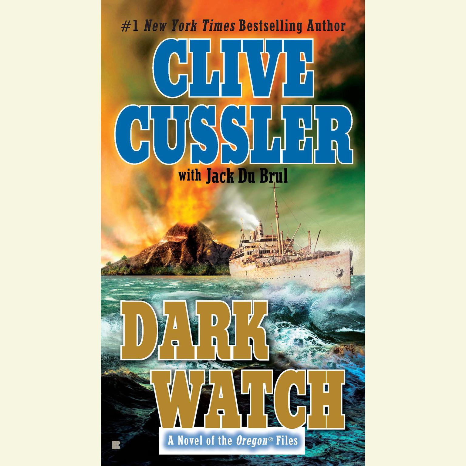 Printable Dark Watch Audiobook Cover Art