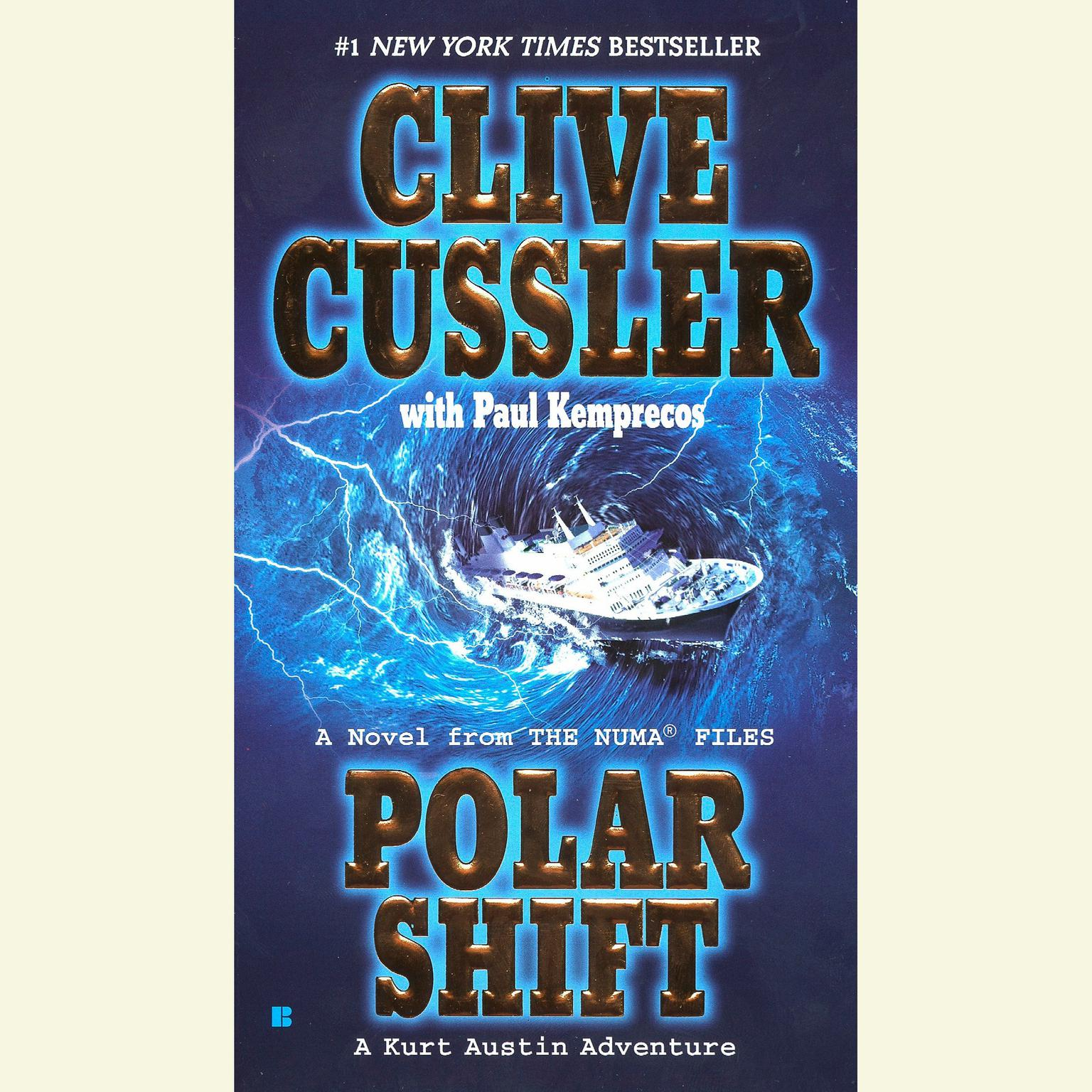 Printable Polar Shift Audiobook Cover Art