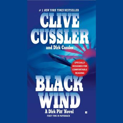 Black Wind (Abridged) Audiobook, by Clive Cussler