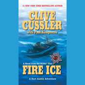 Fire Ice, by Clive Cussler