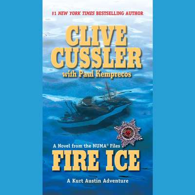 Fire Ice Audiobook, by Clive Cussler