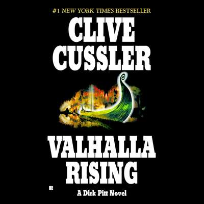 Valhalla Rising Audiobook, by Clive Cussler