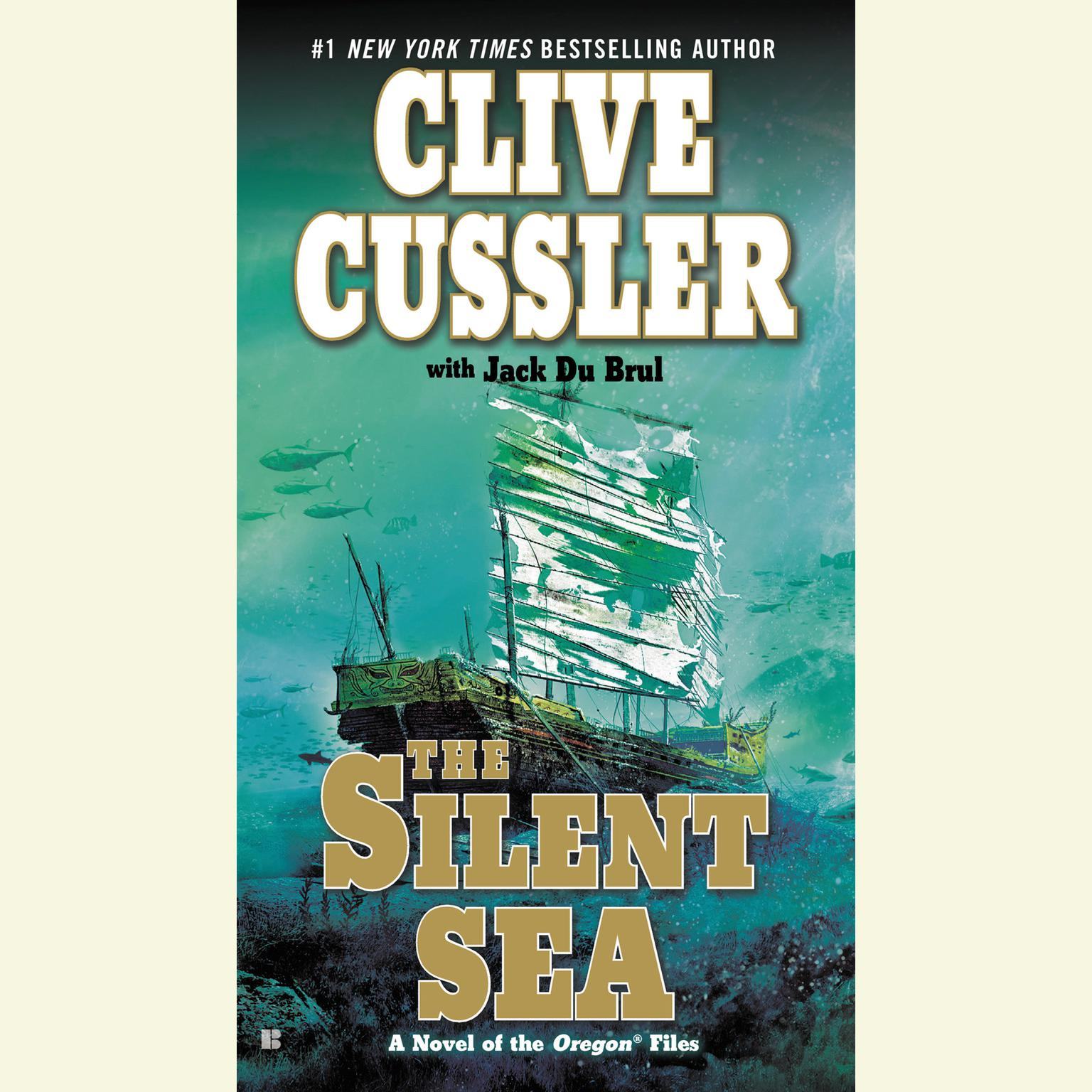Printable The Silent Sea Audiobook Cover Art
