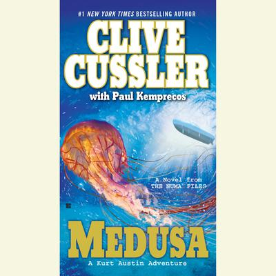Medusa Audiobook, by Clive Cussler