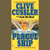 Plague Ship Audiobook, by Clive Cussler, Jack Du Brul