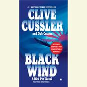 Black Wind Audiobook, by Clive Cussler, Dirk Cussler