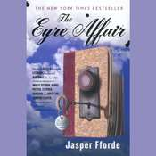 The Eyre Affair: A Thursday Next Novel Audiobook, by Jasper Fforde