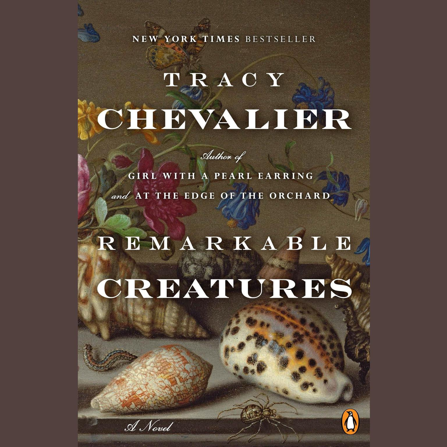Printable Remarkable Creatures Audiobook Cover Art