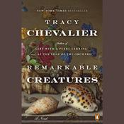 Remarkable Creatures Audiobook, by Tracy Chevalier