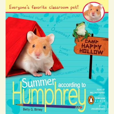 Summer According to Humphrey Audiobook, by Betty G. Birney