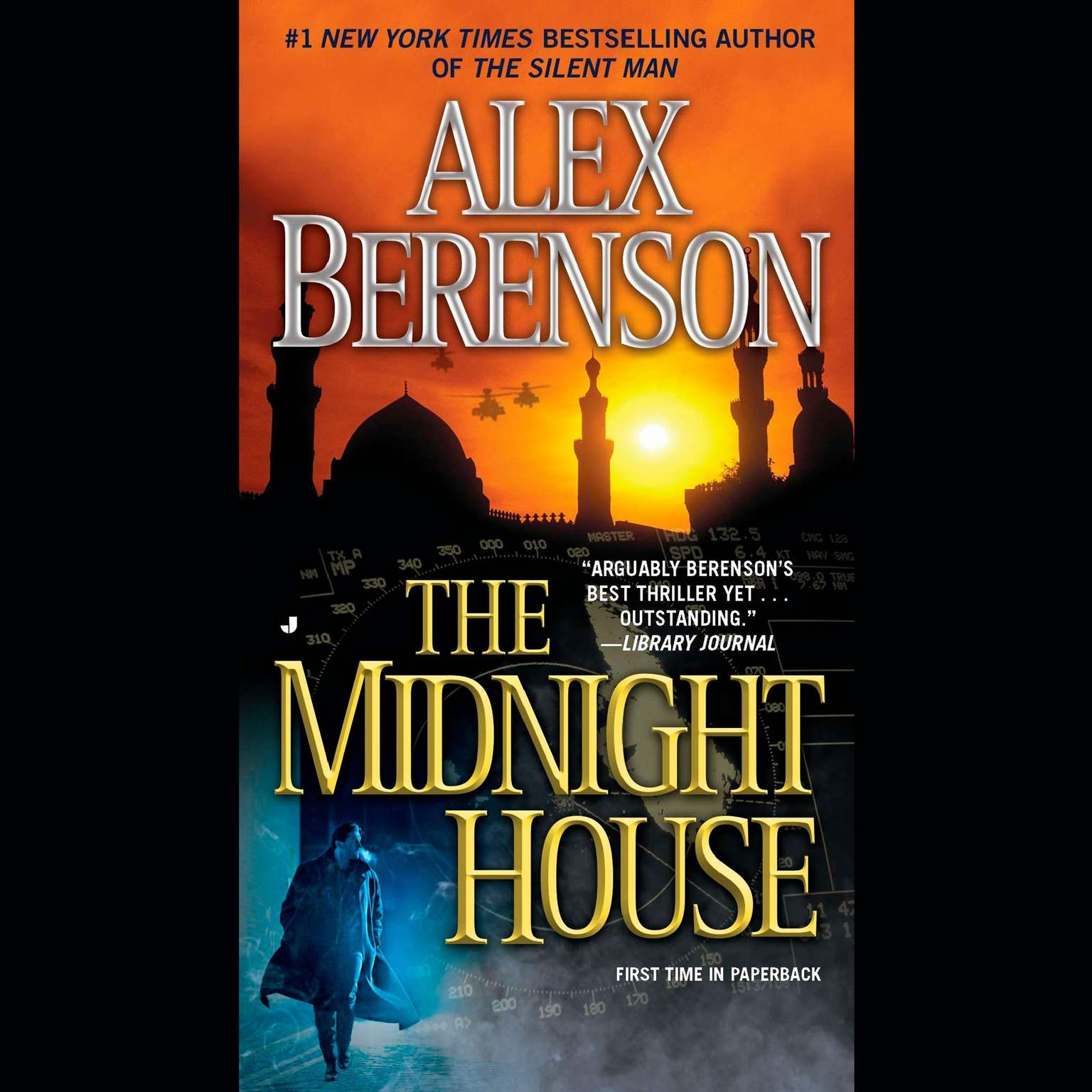 Printable The Midnight House Audiobook Cover Art