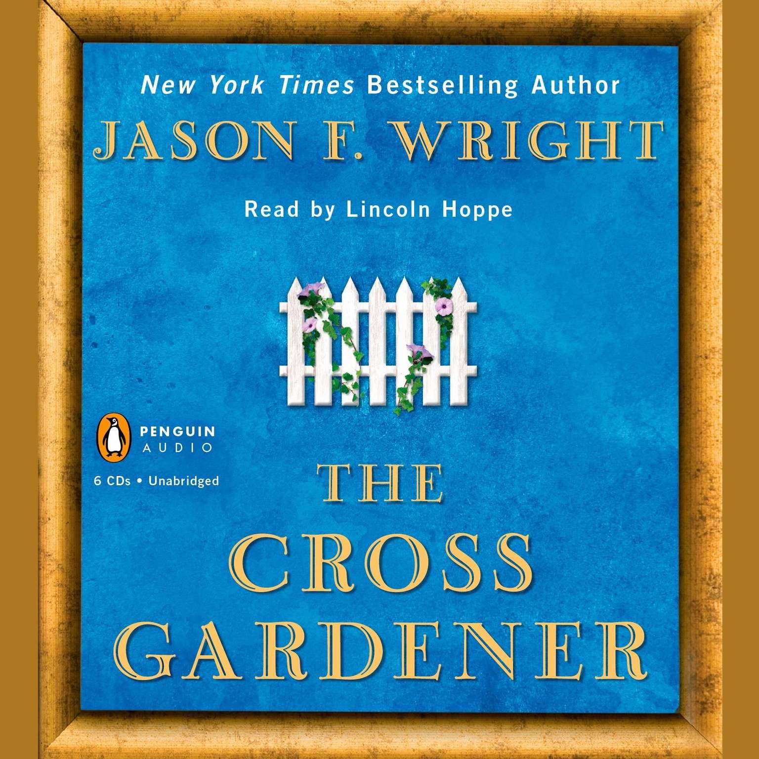 Printable The Cross Gardener Audiobook Cover Art
