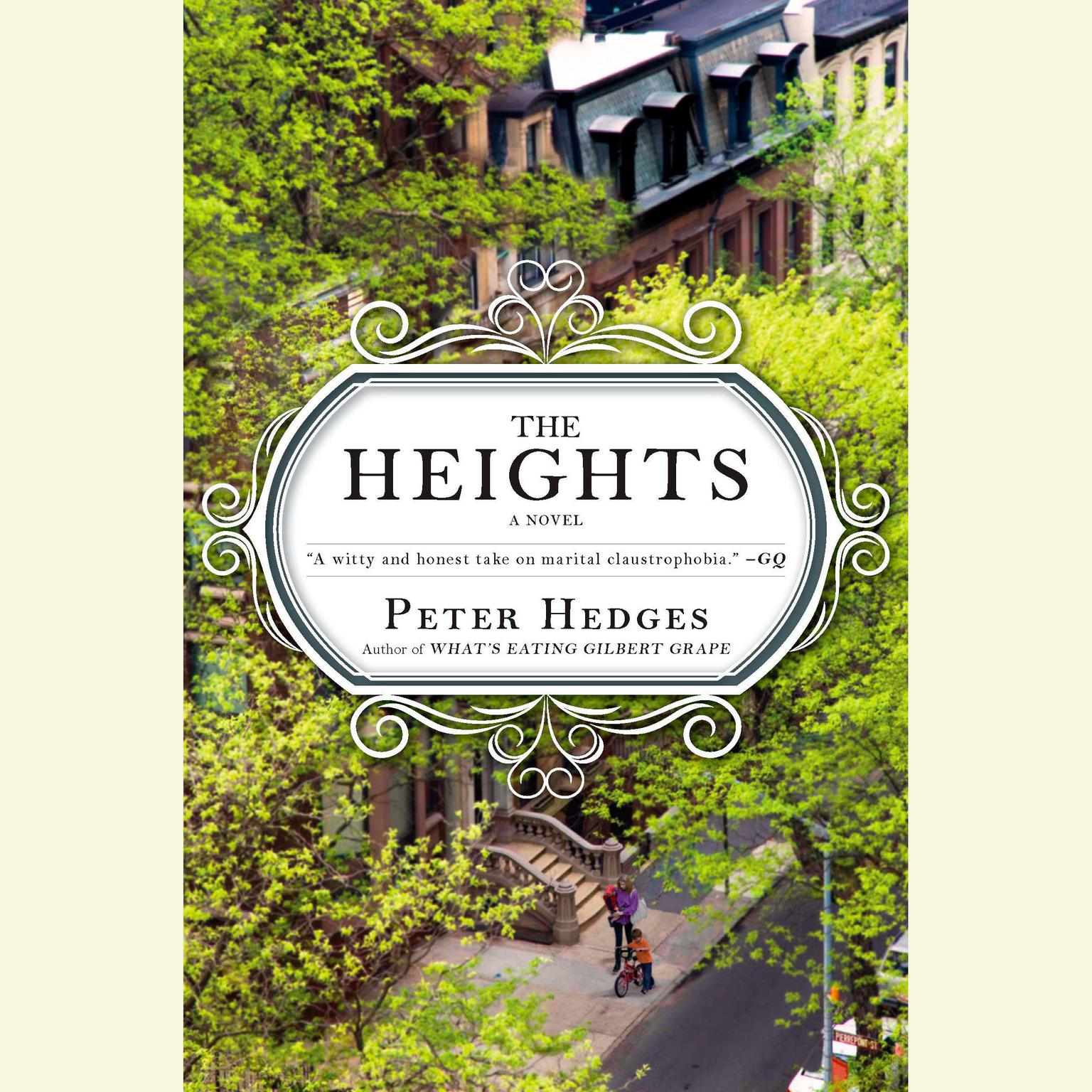 Printable The Heights Audiobook Cover Art