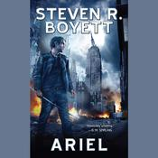 Ariel Audiobook, by Steven R. Boyett