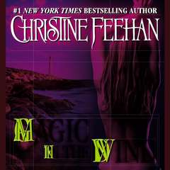 Magic in the Wind Audiobook, by Christine Feehan