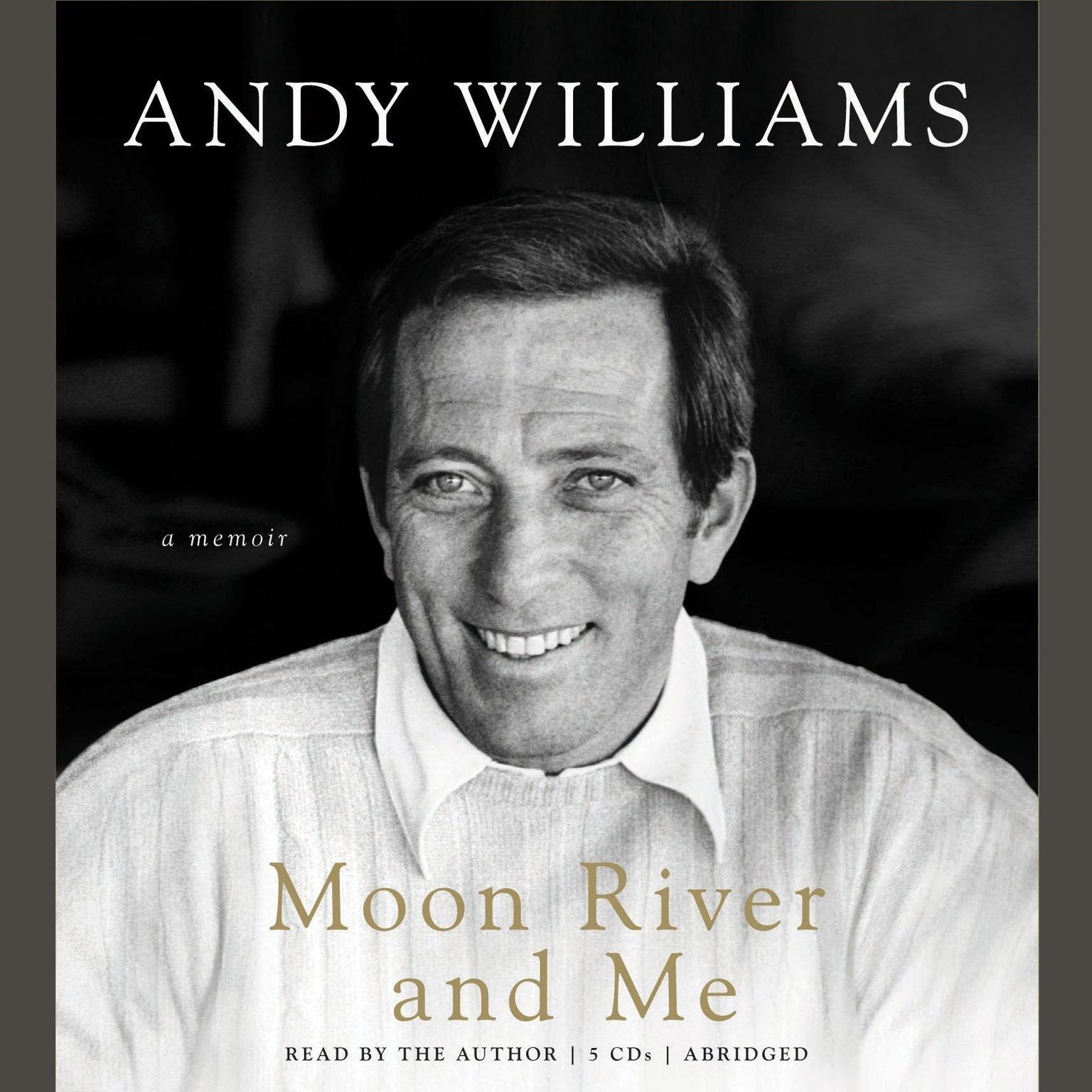 Printable Moon River and Me: A Memoir Audiobook Cover Art