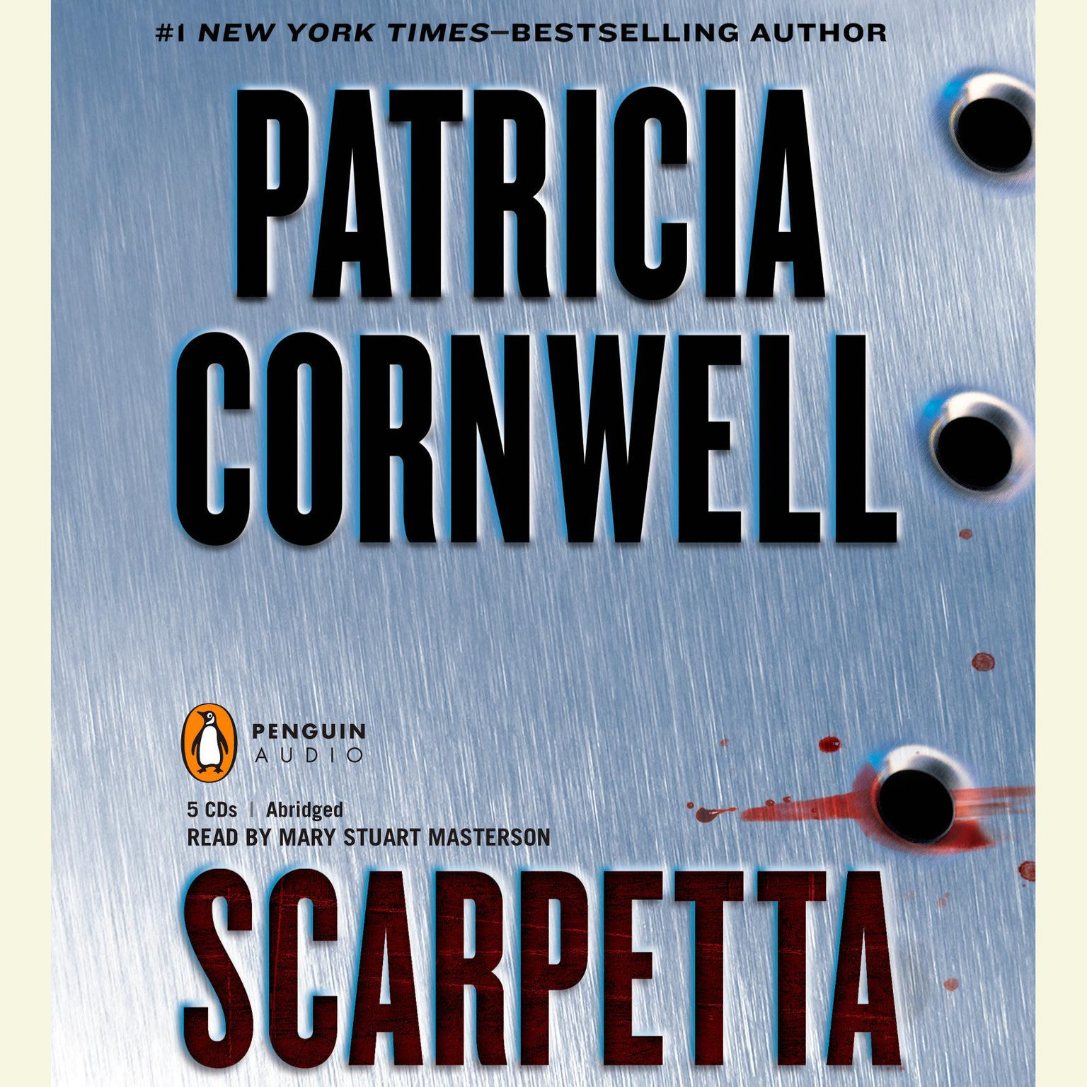 Printable The Scarpetta Factor: Scarpetta (Book 17) Audiobook Cover Art