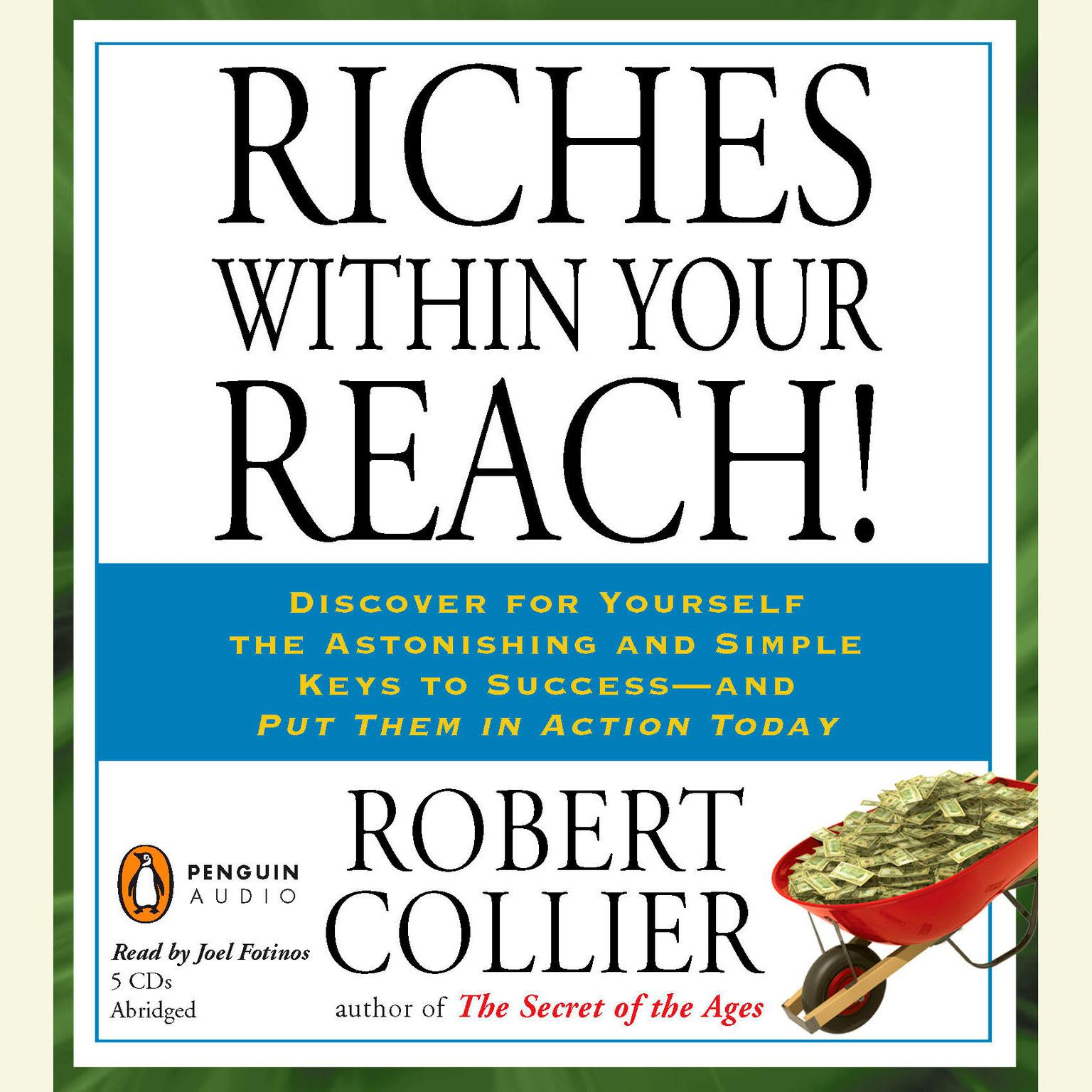 Printable Riches Within Your Reach! Audiobook Cover Art