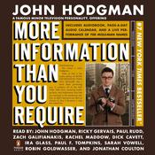 More Information Than You Require Adapted Audiobook, by John Hodgman