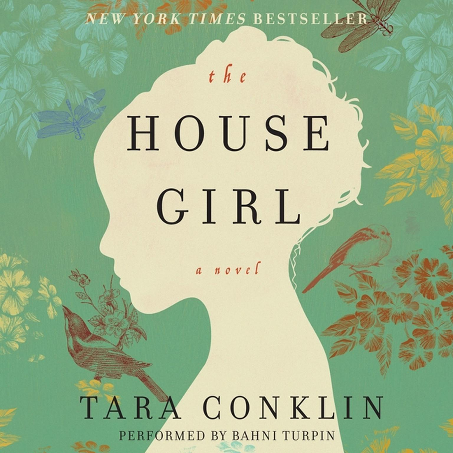 Printable The House Girl Audiobook Cover Art