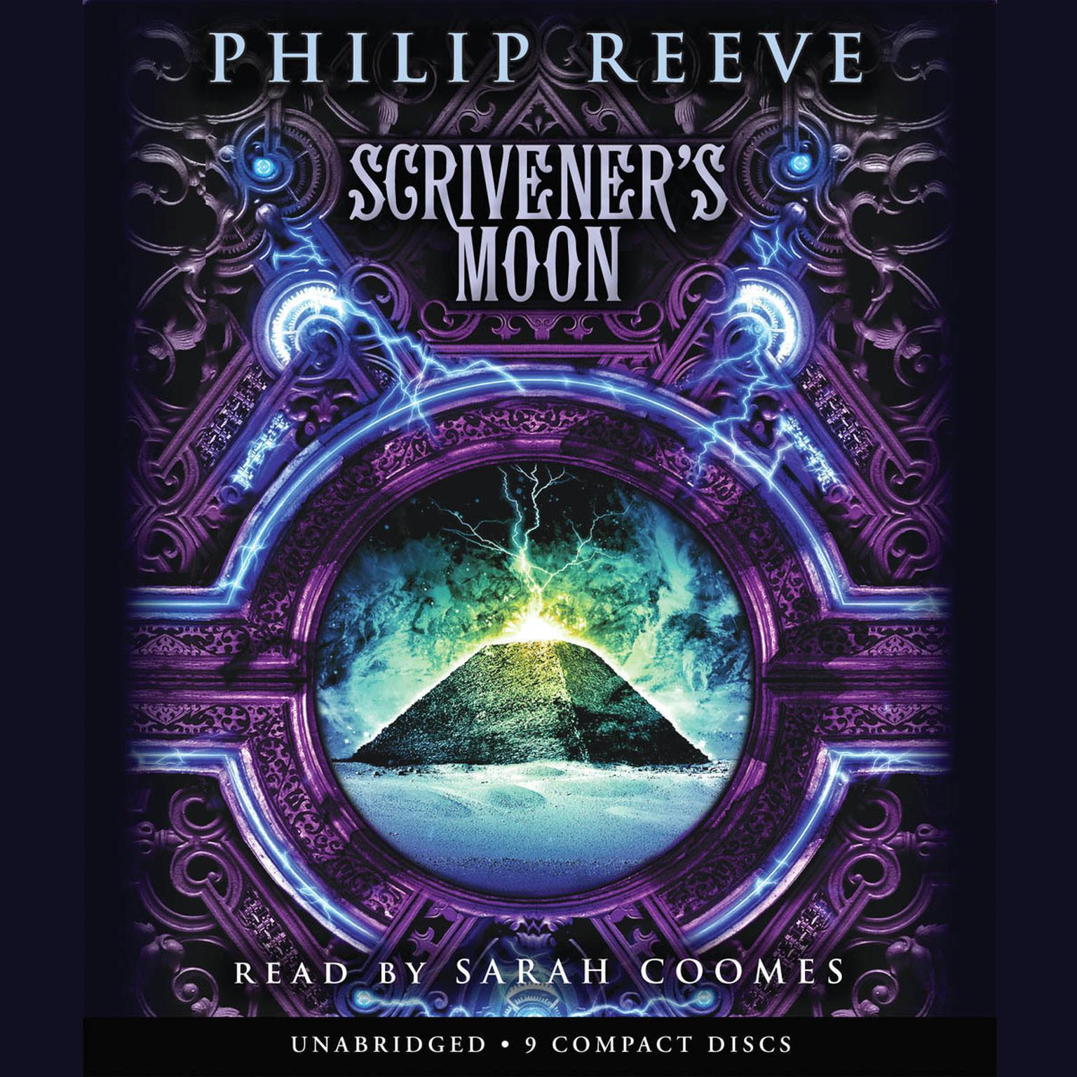 Scrivener's Moon Audiobook, by Philip Reeve