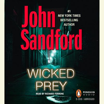 Wicked Prey Audiobook, by John Sandford