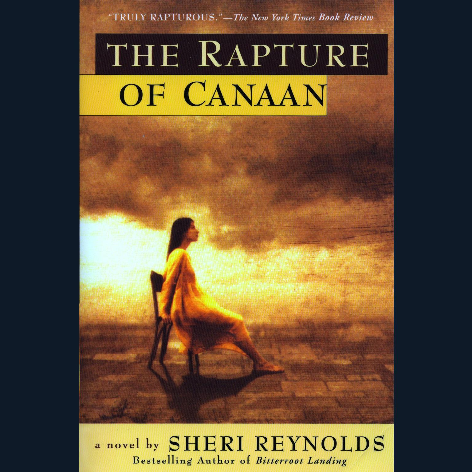 Printable Rapture of Canaan Audiobook Cover Art