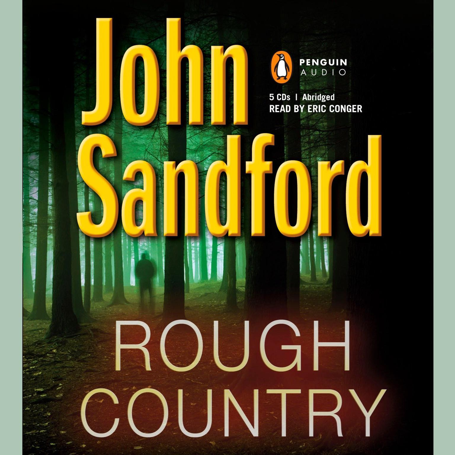 Printable Rough Country Audiobook Cover Art