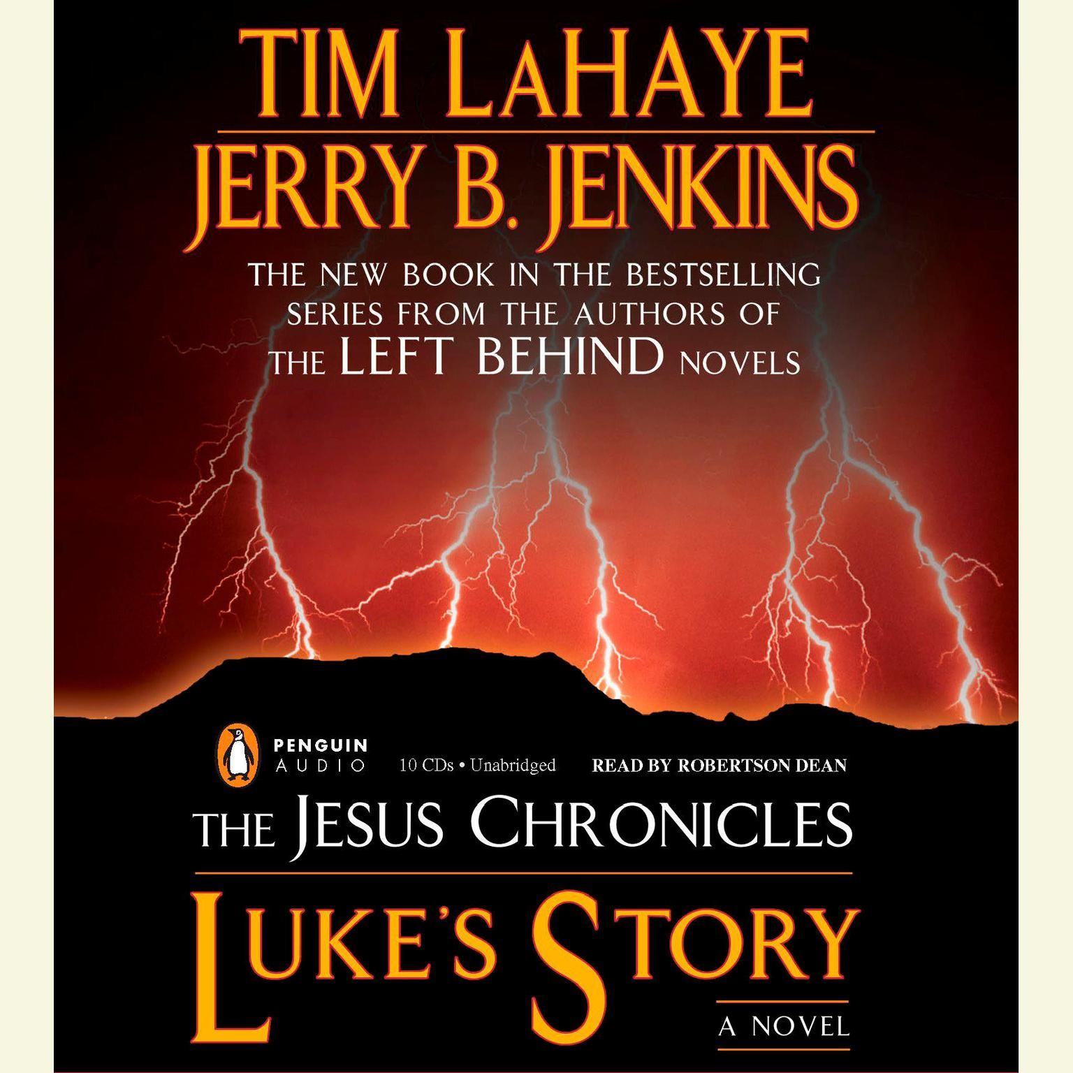Printable Luke's Story: By Faith Alone Audiobook Cover Art
