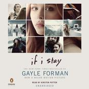 If I Stay Audiobook, by Gayle Forman