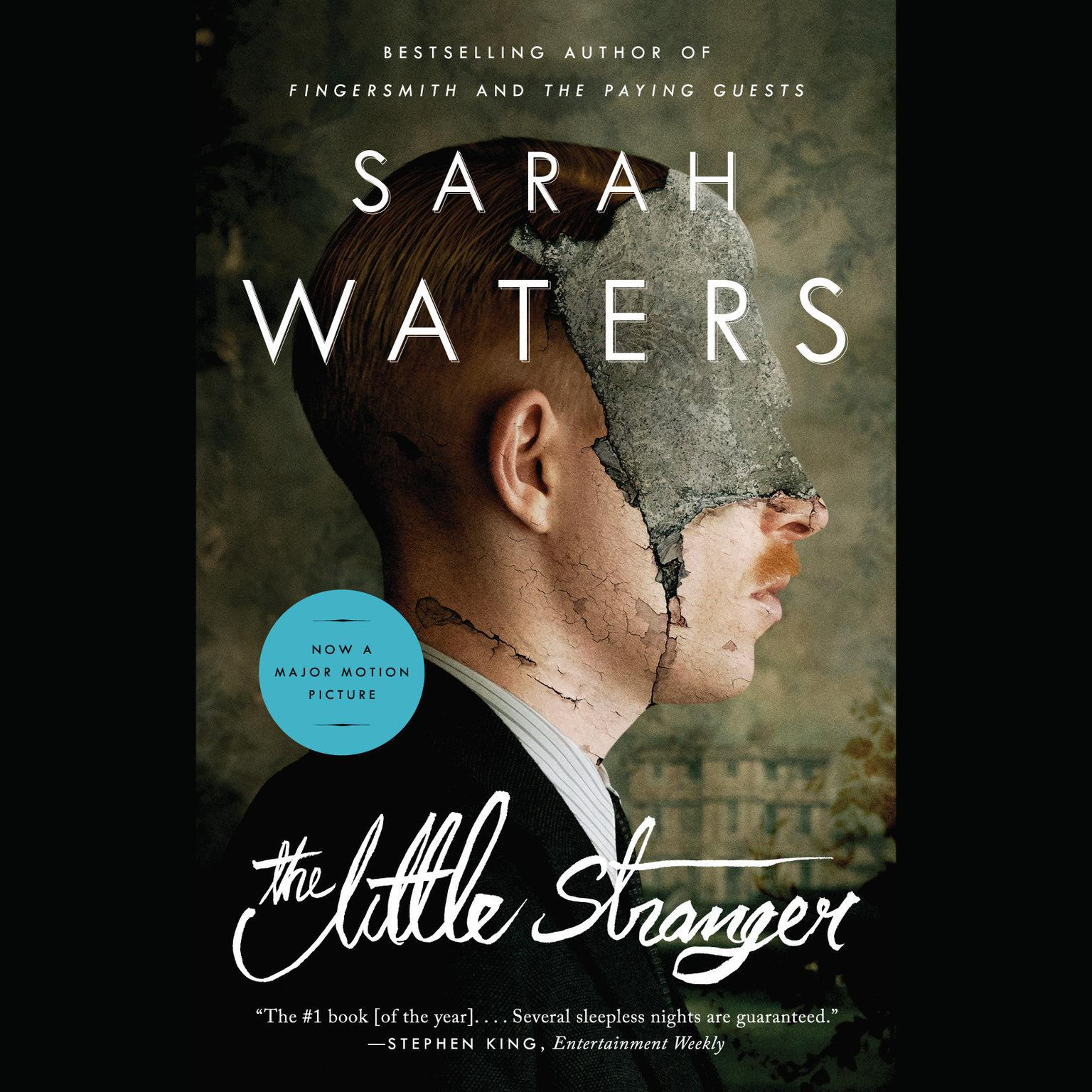 Printable The Little Stranger Audiobook Cover Art